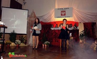 2011_11_Akademia z okazji rocznicy Odzyskania Niepodległości