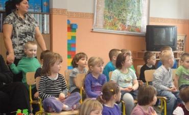 2012_04_PIERWSZAKI DLA PRZEDSZKOLAKÓW  -spotkanie integracyjne