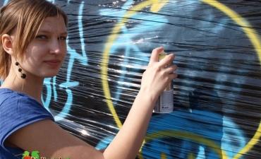 2012_06_GRAFFITI w szkole